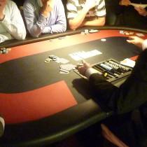 Pokertisch mieten